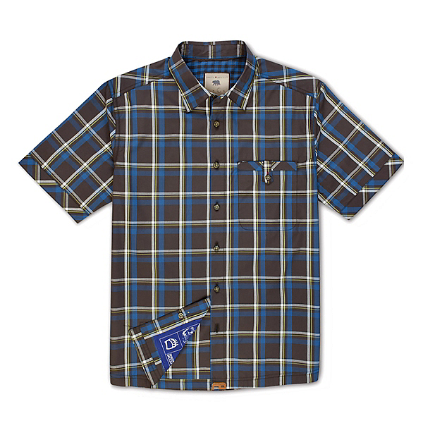 Dakota Grizzly Sawyer Mens Shirt, , 600
