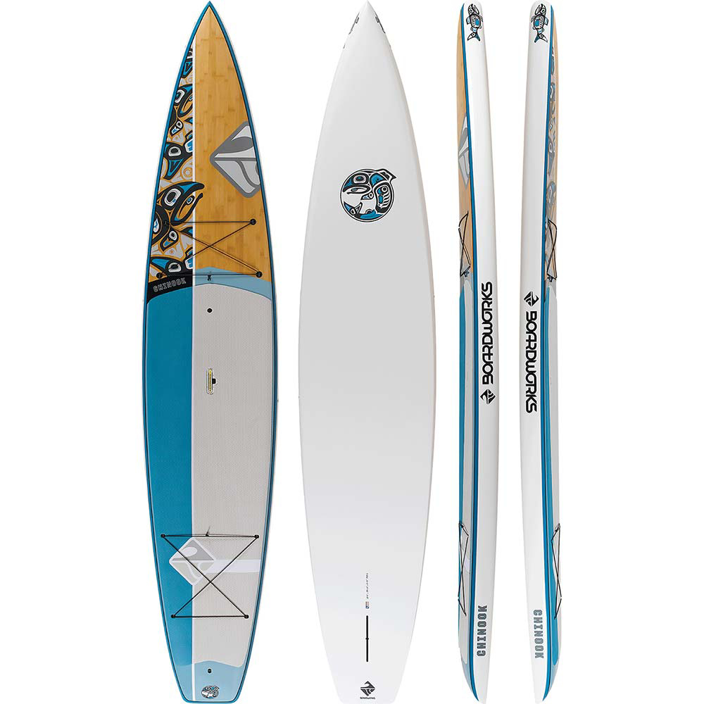 Boardworks Surf Chinook 12'6 Stand Up Paddleboard im test