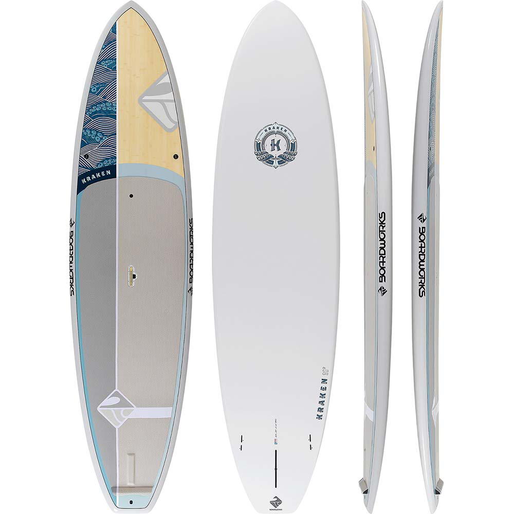 Boardworks Surf Kraken 11'0 Stand Up Paddleboard im test