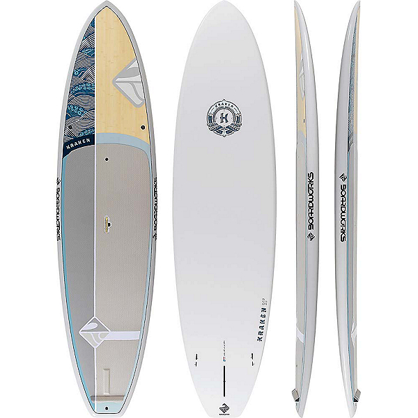 Boardworks Surf Kraken 11'0 Stand Up Paddleboard 2019, , 600