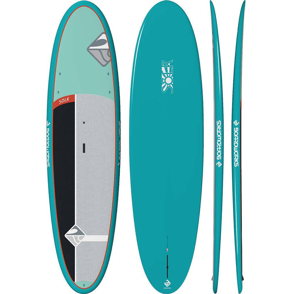 Boardworks Surf Solr 10'6 Stand Up Paddleboard im test