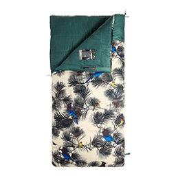 The North Face Homestead Twin 20/-7 Sleeping Bag, Peyote Beige Birding Print-Jas, 256