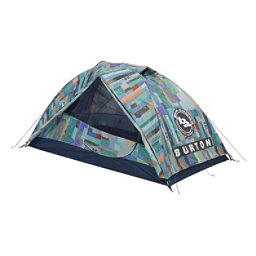 Burton Blacktail 2 Tent 2018, Block Quilt, 256
