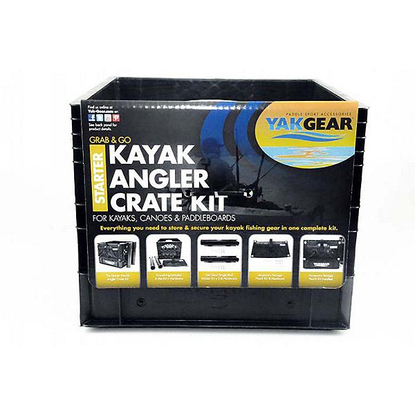 YakGear Grab & Go Kayak Angler Crate Starter Kit 2019, , 600