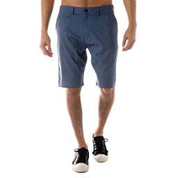 Tentree Wollaston Mens Hybrid Shorts, Vintage Indigo, 256