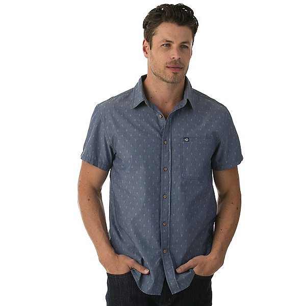 Tentree Borneo Mens Shirt, , 600