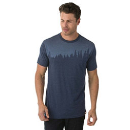 Tentree Juniper Tee Mens T-Shirt, Vintage Indigo, 256
