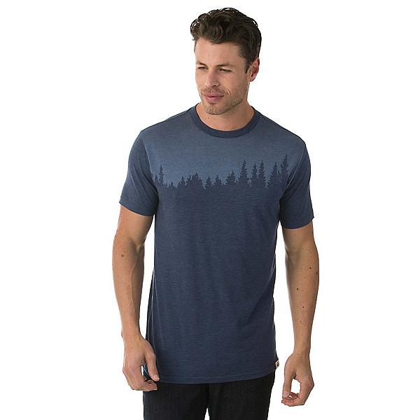Tentree Juniper Tee Mens T-Shirt, Vintage Indigo, 600