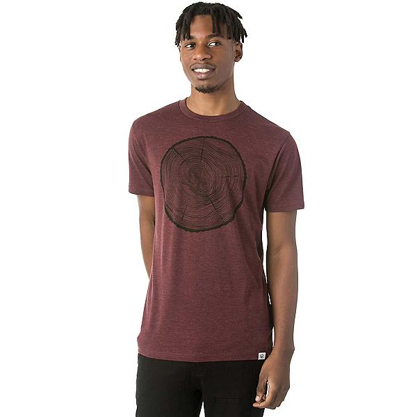 Tentree Master Mens T-Shirt, Catawba Grape, 600