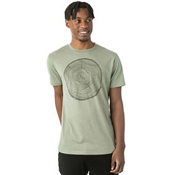 Tentree Master Mens T-Shirt, Seagrass, 256
