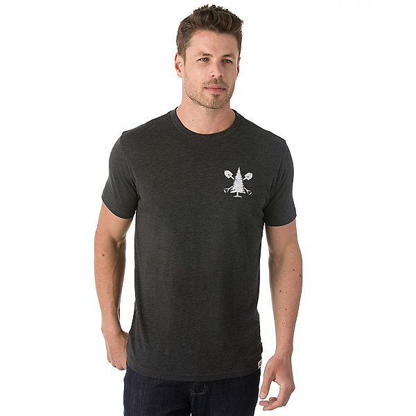 Tentree Support Mens T-Shirt, , 600