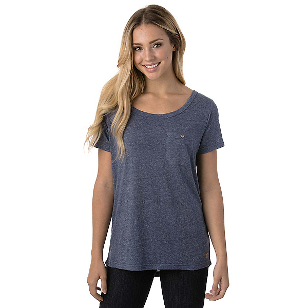 Tentree Fractus Womens T-Shirt, , 600