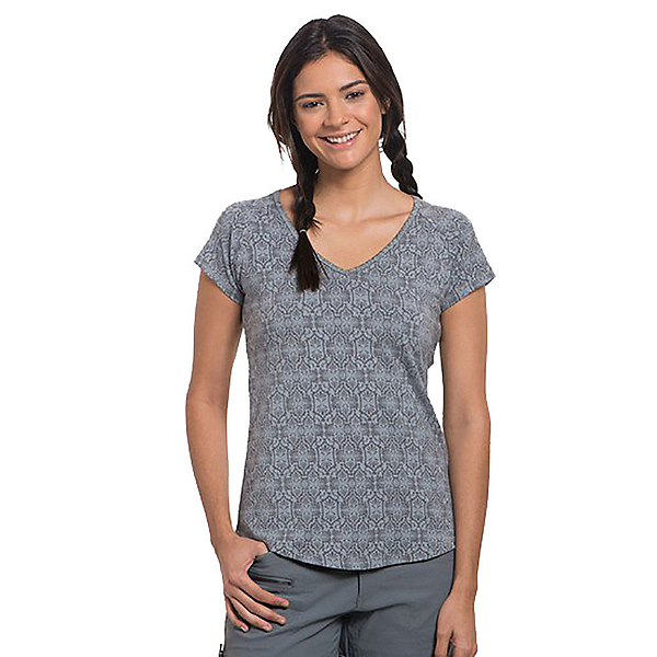 KUHL Oriana Short Sleeve Womens Shirt, , 600