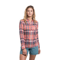 KUHL Spektra Plaid Womens Shirt, Daylily, 256