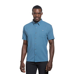 KUHL Bandit Short Sleeve Mens Shirt, Tidal Wave, 256