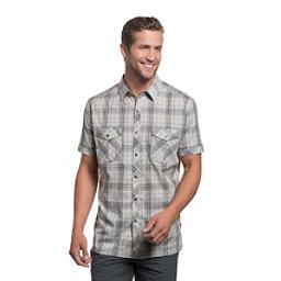 KUHL Konquer Short Sleeve Mens Shirt, Sand Dune, 256