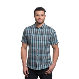 KUHL Skorpio Mens Shirt, Origin Blue, 256