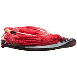 Hyperlite Apex PE EVA Handle Wakeboard Rope 2018, Red, 256