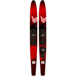 HO Sports Excel Combo Water Skis With Horseshoe Bindings 2018, , 256