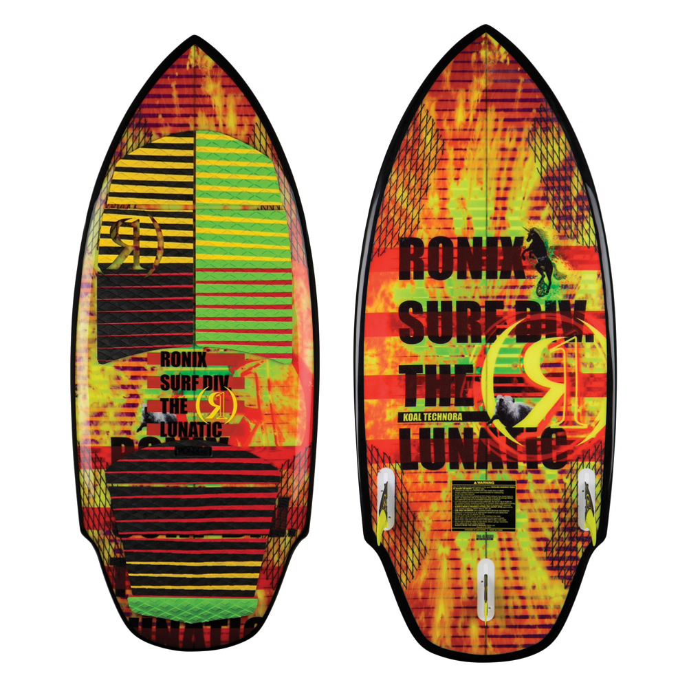 Ronix Koal The Lunatic Wakesurfer im test