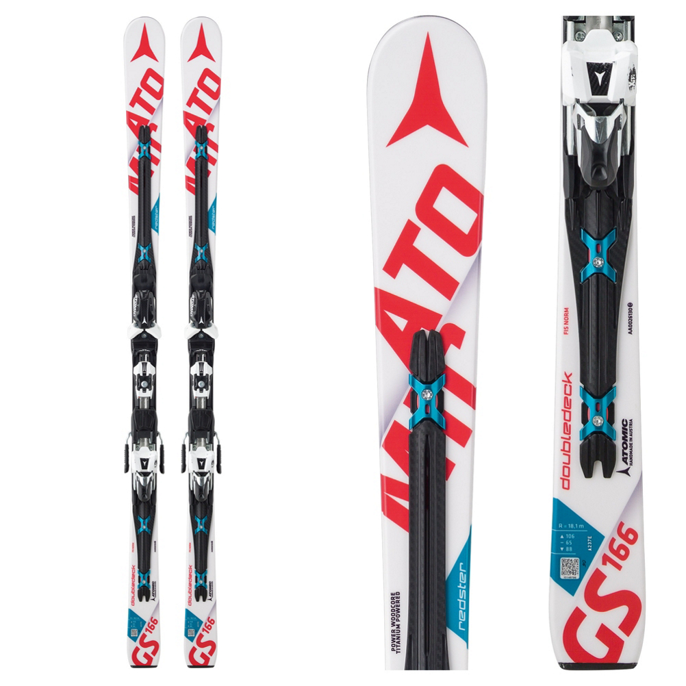 Atomic Redster FIS D2 GS Jr. Junior Race Skis