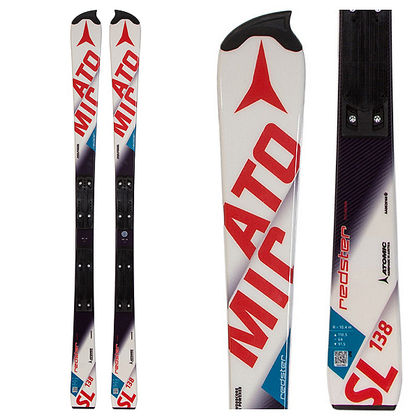 Ski Salomon X Race Junior SL 2017 + L7