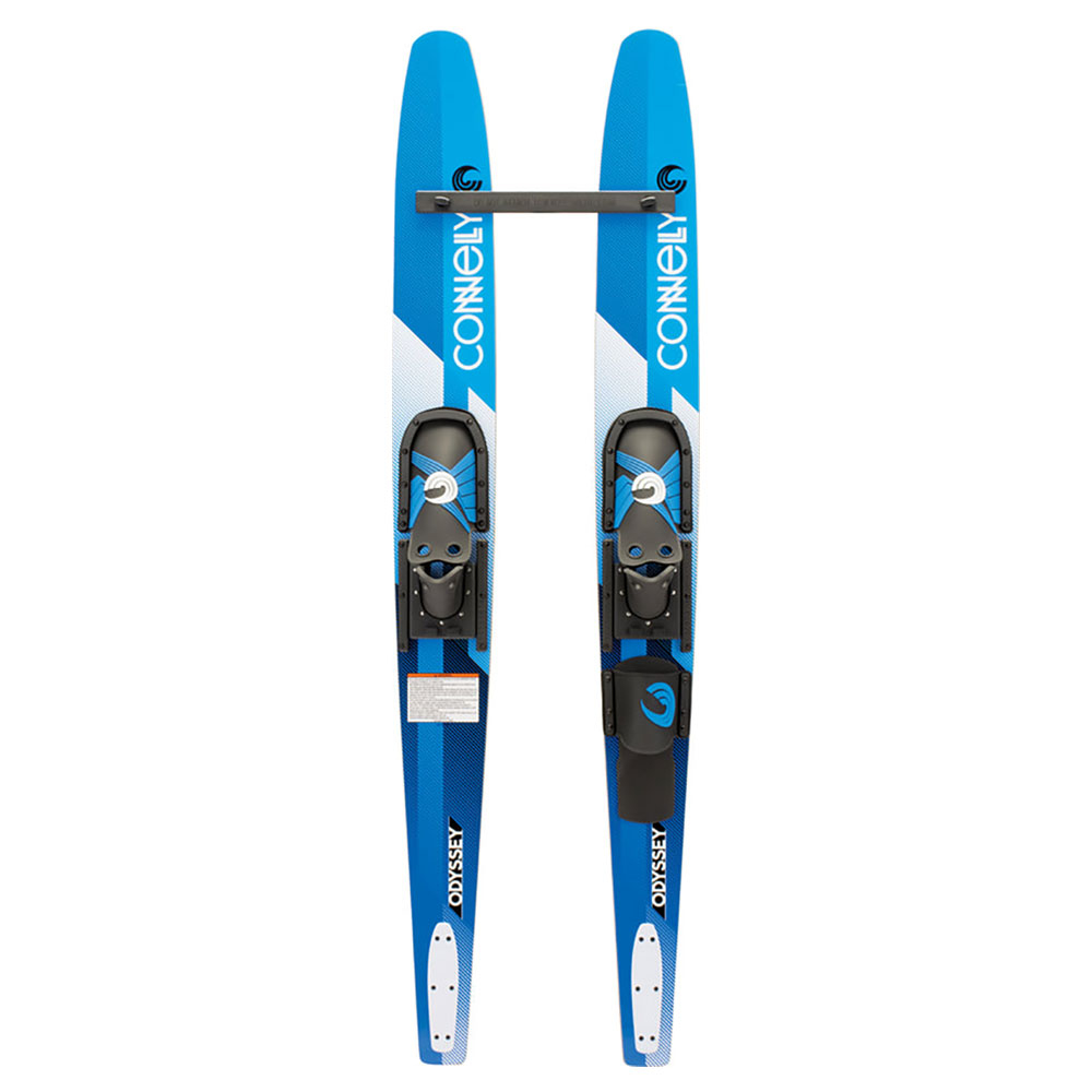 Image of Connelly Odyssey Combo Water Skis With Slide Adjustable Bindings