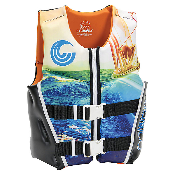 Connelly Classic Youth Neo Junior Life Vest, , 600