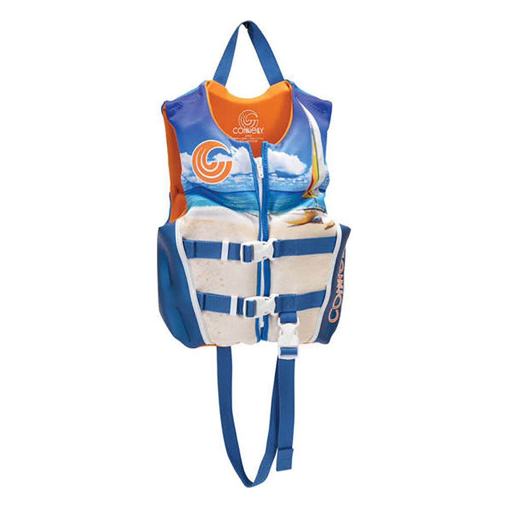 Connelly Classic Child Neo Toddler Life Vest im test