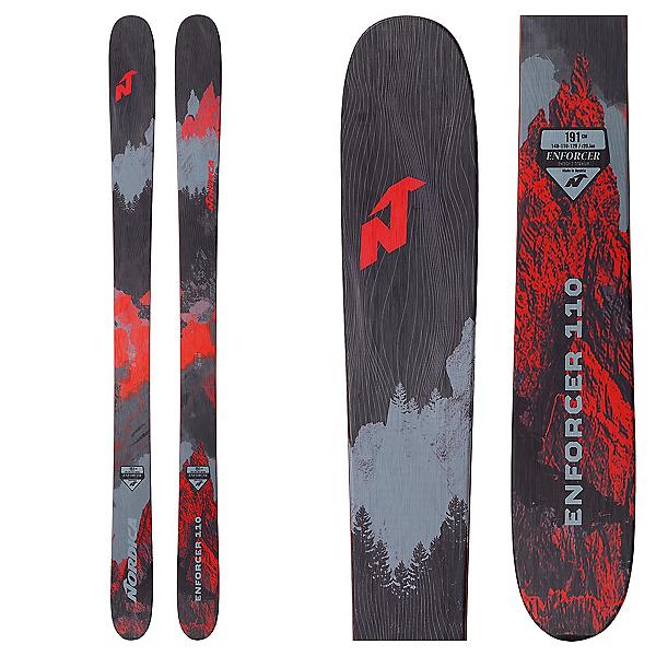 Nordica Enforcer 110 Skis 2019, , 600
