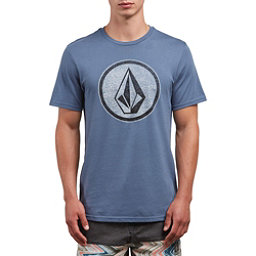 Volcom Classic Stone Mens T-Shirt, Deep Blue, 256