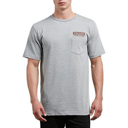 Volcom Transporter Pocket Mens T-Shirt, , 256