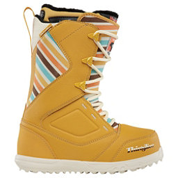 ThirtyTwo Zephyr W Womens Snowboard Boots 2018, Yellow, 256