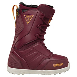 ThirtyTwo Lashed W Womens Snowboard Boots 2018, Burgundy, 256