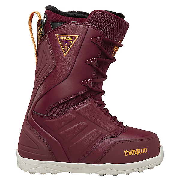 ThirtyTwo Lashed W Womens Snowboard Boots 2018, Burgundy, 600