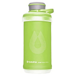 HydraPak Stash 2.0 Water Bottle 2018, Sequoia Green, 256