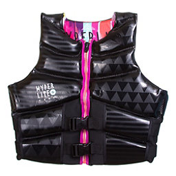 Hyperlite Team Vest W Womens Life Vest, Black-Purple, 256