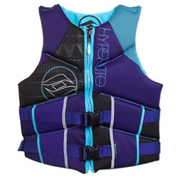 Hyperlite Ladies Vest W Womens Life Vest, Purple, 256