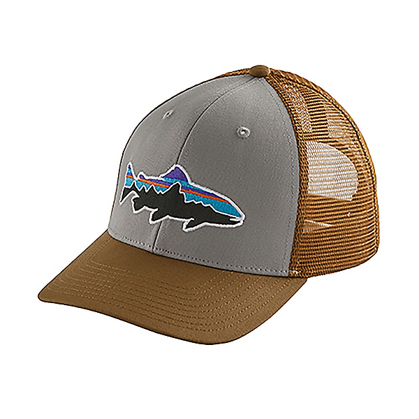 Patagonia Fitz Roy Trout Trucker Hat, , 600
