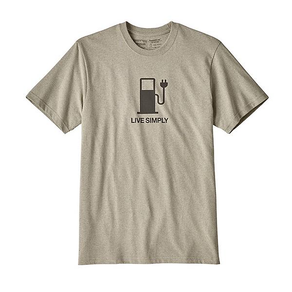 Patagonia Live Simply Power Responsibili-Tee Mens T-Shirt, , 600