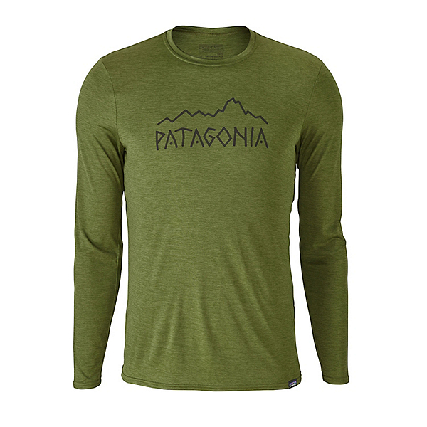 Patagonia Capilene Daily L/S Graphic Mens Shirt, , 600