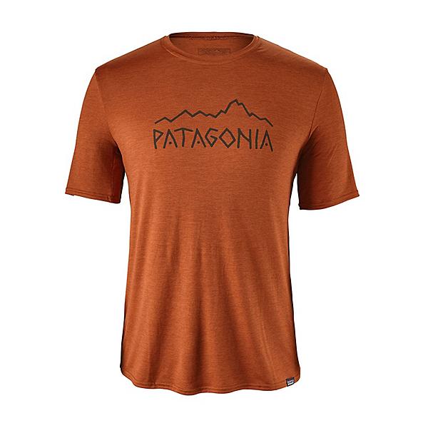 Patagonia Capilene Daily Graphic Mens T-Shirt, , 600