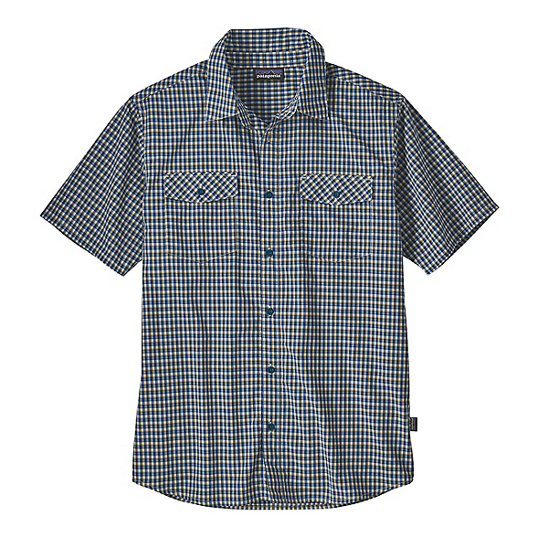 Patagonia High Moss Mens Shirt, , 600