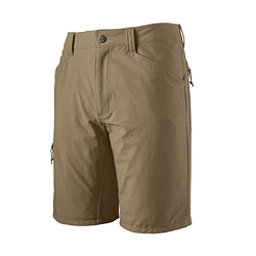 Patagonia Quandary 10in Mens Shorts, Ash Tan, 256