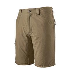 Patagonia Quandary 10in Mens Shorts, Ash Tan, 256