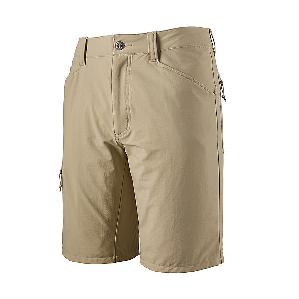 Patagonia Quandary 10in Mens Shorts, El Cap Khaki, 600
