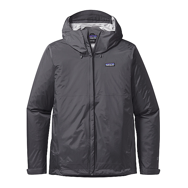 Patagonia Torrentshell Mens Jacket, Forge Grey, 600