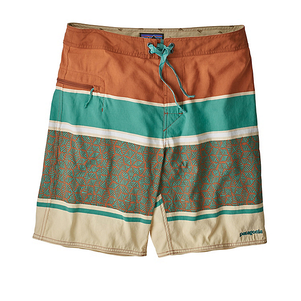 Patagonia Wavefarer Mens Board Shorts, , 600
