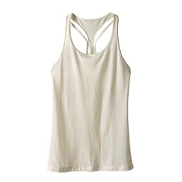 Patagonia Mindflow Womens Tank Top, Birch White, 256