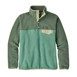 Patagonia Lightweight Synchilla Snap-T Fleece Pullover, Beryl Green, 256